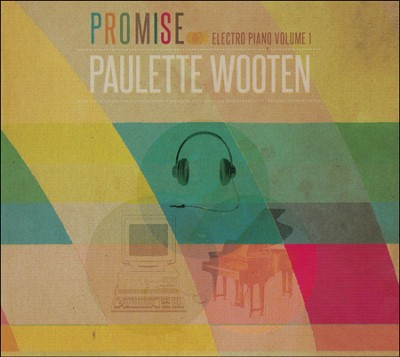 Promise: Electro Piano, Volume 1 CD   -     By: Paulette Wooten