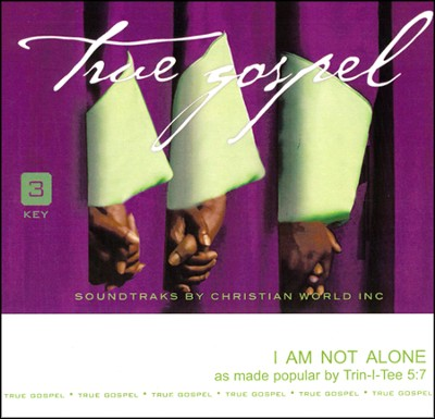 I Am Not Alone   -     By: Trin-I-Tee 5:7