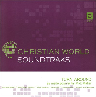 Turn Around, Accompaniment CD   -     By: Matt Maher
