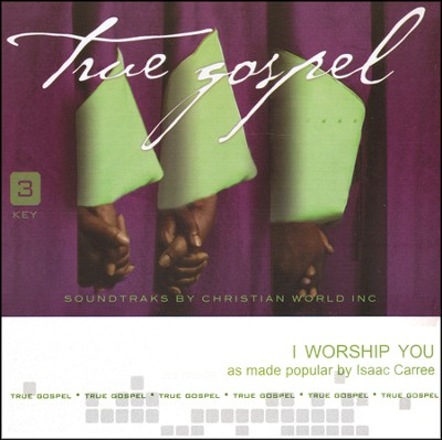 I Worship You   -     By: Isaac Carree
