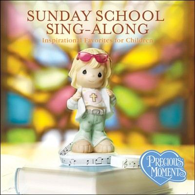 Sunday School Sing-Along: Inspirational Favorites for Children  -