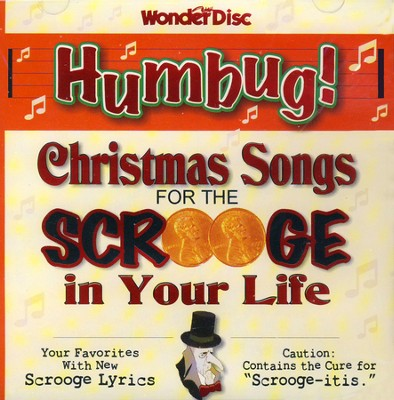 Humbug! Christmas Songs for the Scrooge in Your Life, Compact Disc [CD]  -