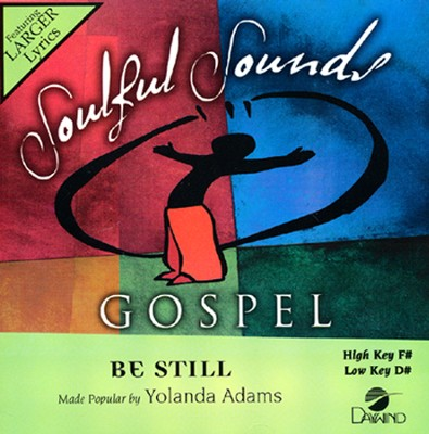 Be Still, Acc CD   -     By: Yolanda Adams