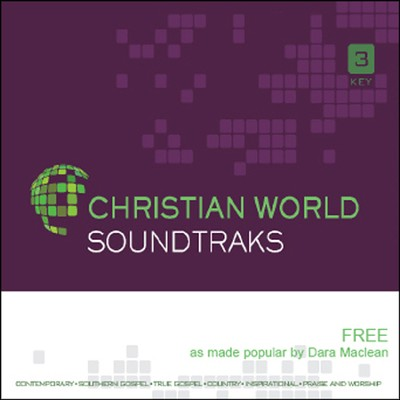 Free Acc, CD  -     By: Dara MacLean