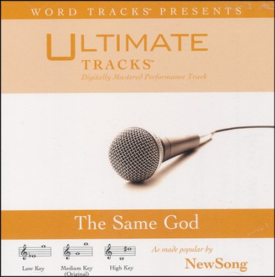 The Same God Acc, CD  -     By: NewSong