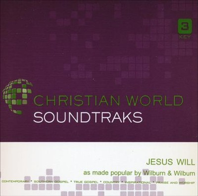 Jesus Will Acc, CD  -     By: Wilburn & Wilburn