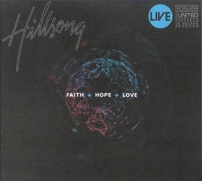 Faith + Hope + Love CD   -     By: Hillsong