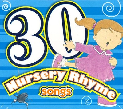 30 Nursery Rhymes   -