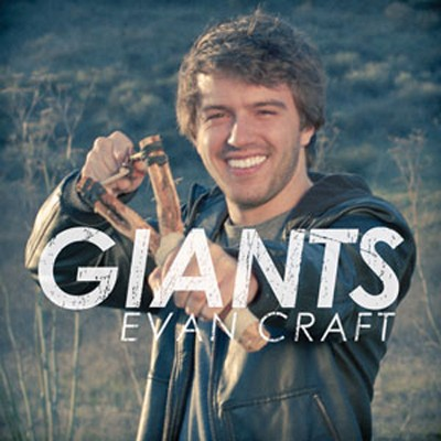 Giants CD  -     By: Evan Craft