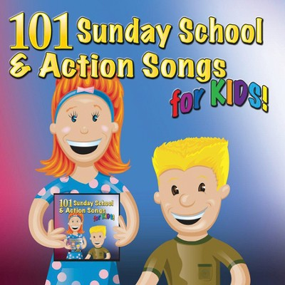 101 Sunday School & Action Songs for Kids!   -