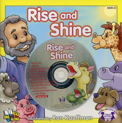 Rise and Shine--Book and CD-ROM   -