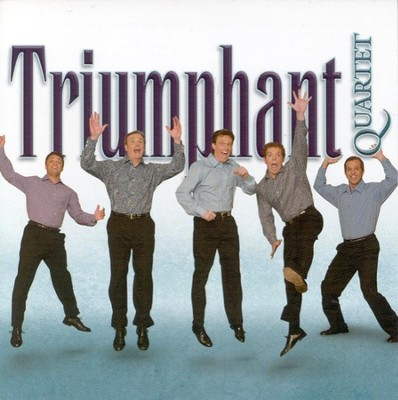 Triumphant Quartet CD   -     By: Triumphant Quartet
