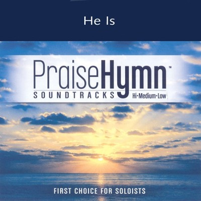 He Is, Accompaniment CD   -     By: Mark Schultz