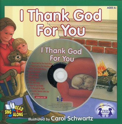I Thank God for You   -
