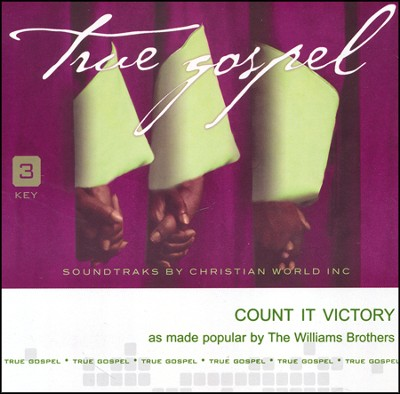 Count in Victory Acc, CD  -     By: The Williams Brothers