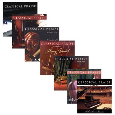 Classical Praise 7 CD pack  -