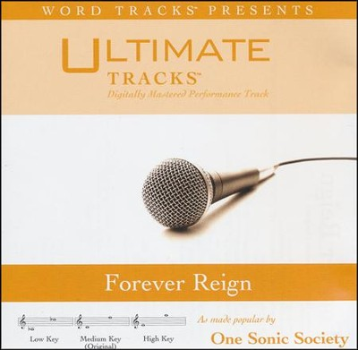Forever Reign Acc, CD  -     By: One Sonic Society