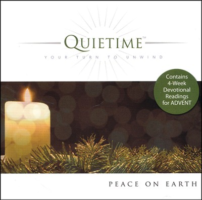 Quietime Peace On Earth CD  -