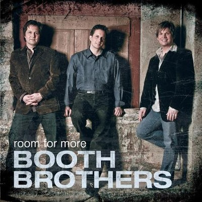 Room For More CD   -     By: The Booth Brothers
