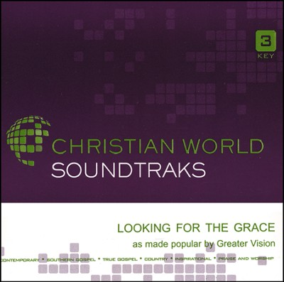 Looking For The Grace [ACC CD]  -     By: Greater Vision