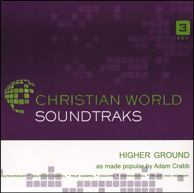 Higher Ground [ACC CD]  -     By: Adam Crabb