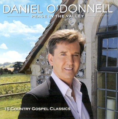 Peace In The Valley CD   -     By: Daniel O'Donnell