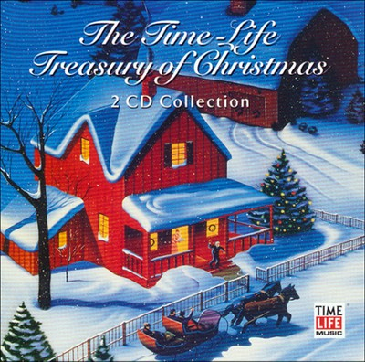 The Time Life Treasury of Christmas 2 CD Collection   -