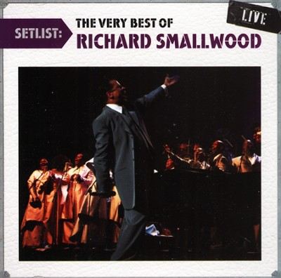I Love The Lord / Center Of My Joy  [Music Download] -     By: Richard Smallwood, Vision