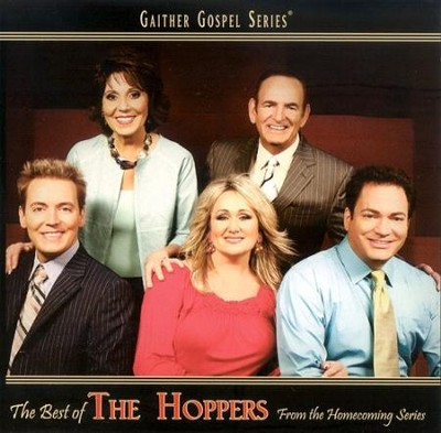 The Best of The Hoppers CD   -     By: The Hoppers