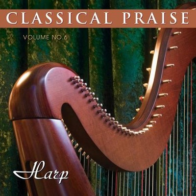 Classical Praise: Harp CD   -     By: Various Artists