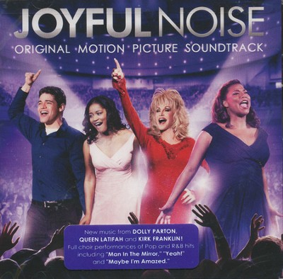 Joyful Noise: Original Motion Picture Soundtrack  CD  -     By: Various Artists