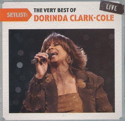 Setlist: The Very Best of Dorinda Clark-Cole   -     By: Dorinda Clark-Cole