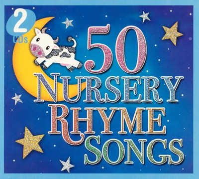 50 Nursery Rhyme Songs   -