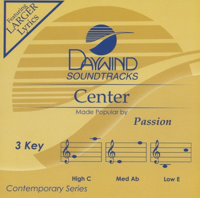 Center, Acc CD   -     By: Passion