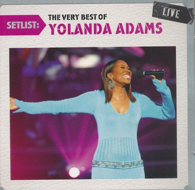 Setlist: The Very Best of Yolanda Adams   -     By: Yolanda Adams