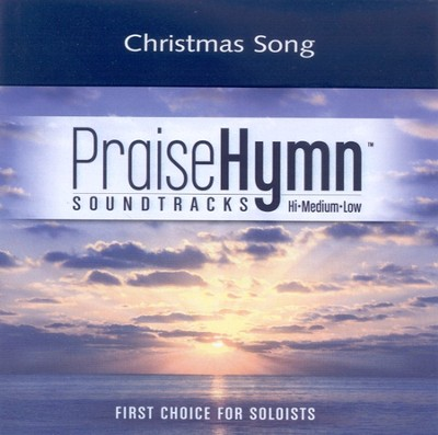 Christmas Song, Accompaniment CD   -