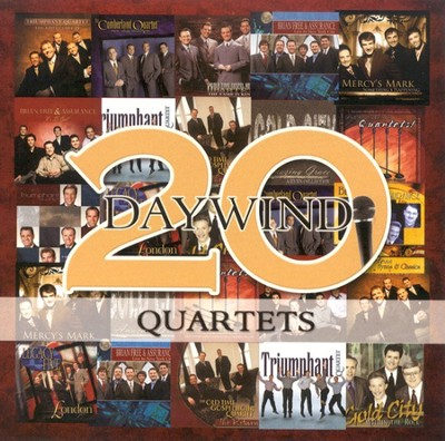 Daywind 20 Quartets CD   -
