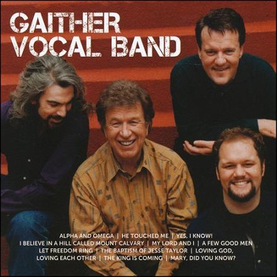 Icon: Gaither Vocal Band   -     By: Gaither Vocal Band