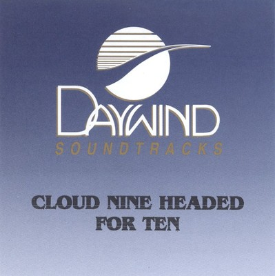Cloud Nine Headed For Ten, Accompaniment CD   -     By: Mark Bishop