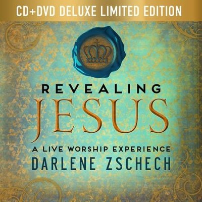 Revealing Jesus--CD and DVD   -     By: Darlene Zschech