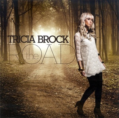 The Road CD   -     By: Tricia Brock