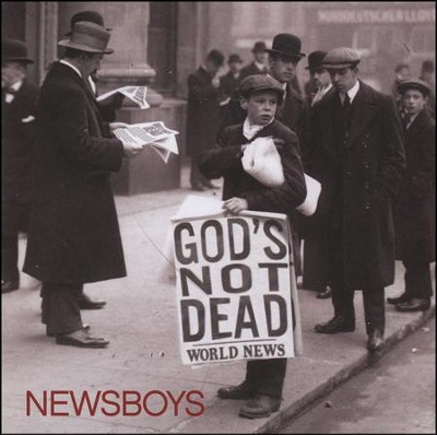 God's Not Dead (Like a Lion)  [Music Download] -     By: Newsboys
