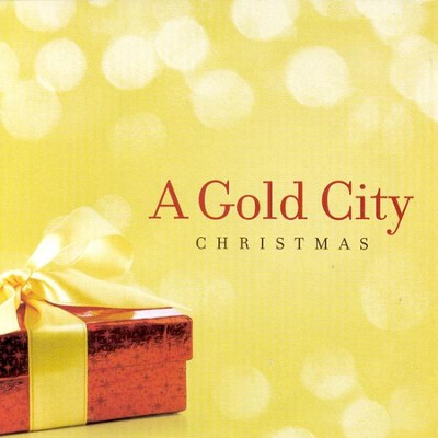 A Gold City Christmas CD   -     By: Gold City