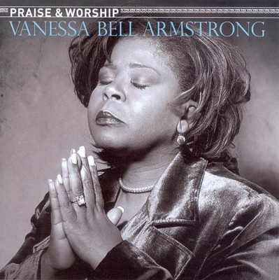 Vanessa Bell Armstrong Praise & Worship CD   -     By: Vanessa Bell Armstrong