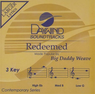 Redeemed Acc, CD  -     By: Big Daddy Weave