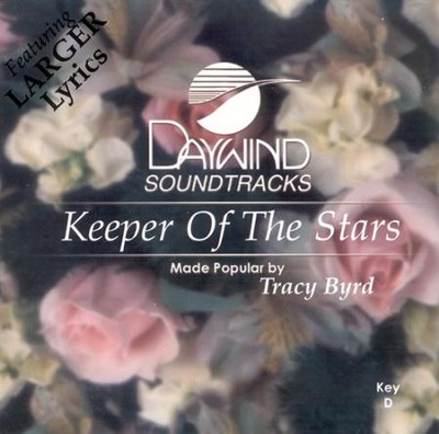 Keeper Of The Stars, Accompaniment CD   -     By: Tracy Byrd