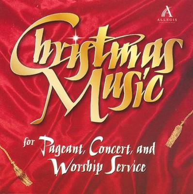 Christmas Music, Stereo CD  -     By: Tom Fettke