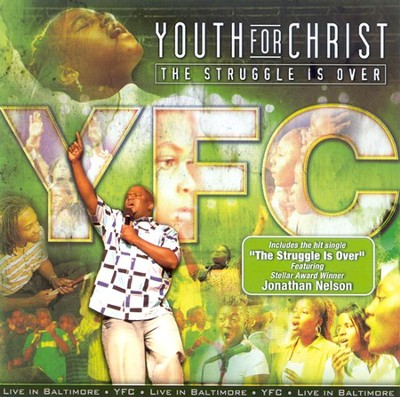 The Struggle Is Over, Compact Disc [CD]   -     By: Youth for Christ