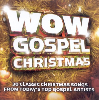 WOW Gospel Christmas CD   -     By: Various Artists
