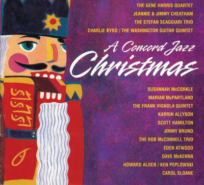 A Concord Jazz Christmas, Volume 1   -